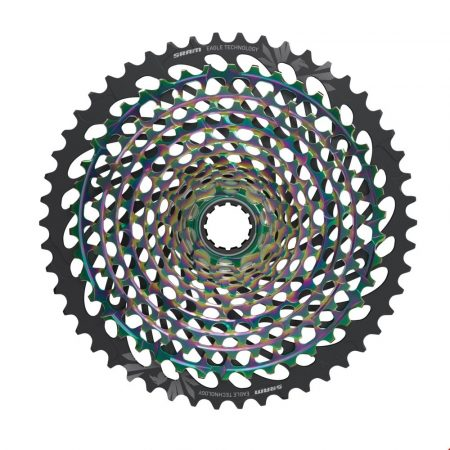 Fogaskoszorú 12seb. SRAM AM CS XG 1299 EAGLE 10-50T RAINBOW 360g
