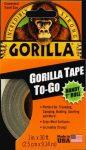 Gorilla Tape To Go 25mm x 9m