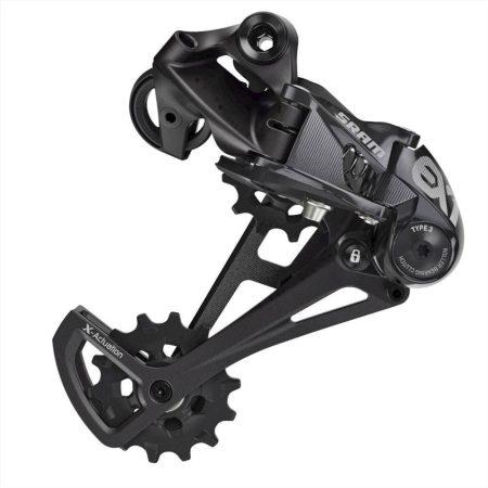 Hátsó váltó 8seb. Sram EX1 (elektromos kerékpárhoz) 10seb. lánccal kompatibilis