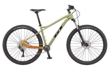 """Kerékpár 29"""" 2021 GT AVALANCHE Elite Homok-Narancs-Fekete (Előrendelhető Szeptemberi szállítással)"""