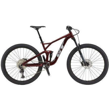 "M-es 29"" 2021 GT SENSOR SPORT Fully Trail kerékpár"