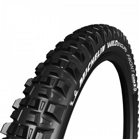 Gumiköpeny 29x2.40 MICHELIN WILD ENDURO FRONT GUM-X3D TS TLR KEVLAR COMPETITION LINE 139577, 1025g