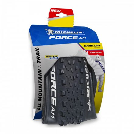 Gumiköpeny 29x2,25 Michelin Force AM TS Tubeless Ready Kevlar Competition Line 760g