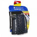 Gumiköpeny 26x2.25 Michelin Wild AM TS TLR Kevlar Performance Tubeless Ready Hajtogatós 800g