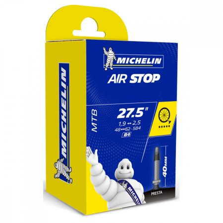 Gumitömlő 27,5x1.90/2.50 AIR STOP GAL - FV 40MM (Presta szelepes) 215g