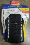 Gumiköpeny 29x2,35 Michelin Force AM TS Tubeless Ready Kevlar Competition Line 790g