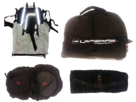 Táska összecsukható kerékpár szállitásához Lapierre / Lafuma 88x70cm