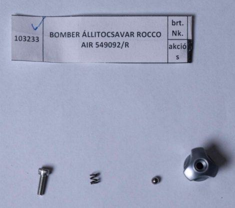 BOMBER ÁLLITOCSAVAR ROCCO AIR 549092/R