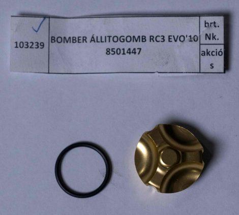 BOMBER ÁLLITOGOMB RC3 EVO'10 8501447