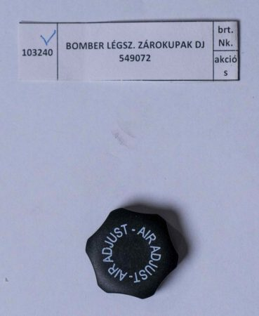 BOMBER LÉGSZ. ZÁROKUPAK DJ 549072