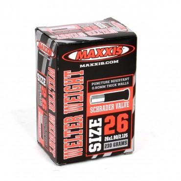 Gumitömlő 26x1.90/2.125 AV/SV Maxxis Welter Weight