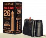 Gumitömlő 26x3.8/5.0 FV Maxxis Fat tire 1.0 fatbike belső gumi 40 mm hosszú szeleppel, presta