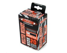 Gumitömlő 20x1-1/4x1-3/8 AV/FV Maxxis Welter Weight belső gumi 32 mm hosszú szeleppel, autós