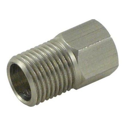 Hidraulikus 5,0-5,4 mm fékcsőhöz csatlakozó csavar A2Z HP-07 (Pl. Shimano, Tektro)