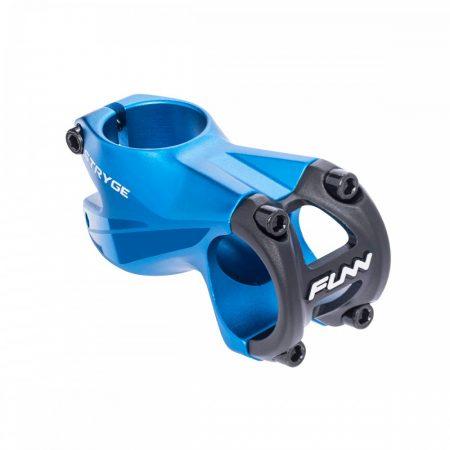 Kormányszár 31,8 / 80mm / 7 fok Funn Stryge 150g kék
