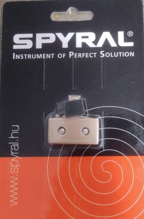 Fékbetét fémes Spyral Disc SH52S RG 2 dugattyús XTR, XT, SLX, Deore
