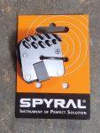 Fékbetét Gyantás Hűtőbordás Spyral Disc Energy Speed Cool BPF43 Saint M820 / ZEE M640 / Deore XT M8120 / SLX M7120
