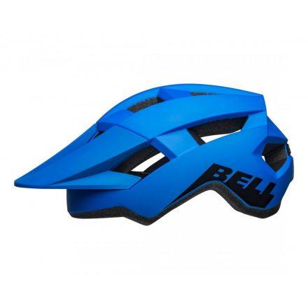 BELL Spark sisak, matt kék, 54-61 cm