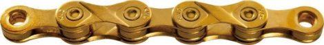 KMC X10 Gold 10 sebességes lánc
