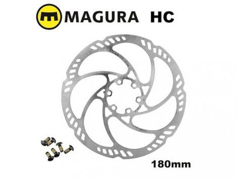 Féktárcsa 6 csavaros Magura Storm HC 160mm ÚJ