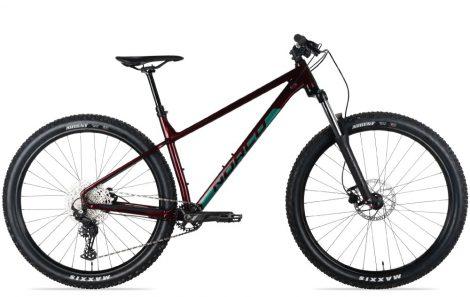 Kerékpár Trail Merev 2021 Norco Fluid HT 2 Fekete (Előrendelhető már csak L)