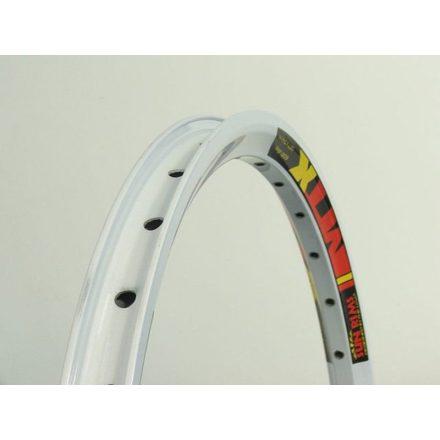 """Felni 24"""" 32ly Sun Ringlé MTX33 507/26/33,5mm Hegesztett Fehér"""