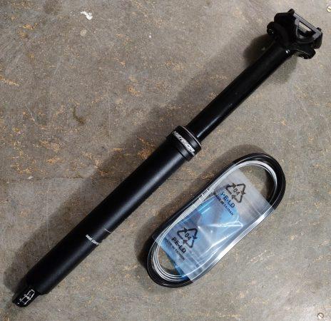 Nyeregszár állítható dropper 31,6x125x410mm Merida Comp TR belső bowdenes 525g
