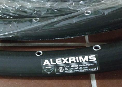 "FELNI 29"" 32ly AlexRims MD25 Tubeless Ready 622x25mm"
