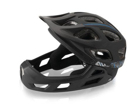 Fekjvédő Sisak XLC All MTN Full Face L/XL (54-60cm) fekete BH-F05 (Jelenleg nem érhető el)