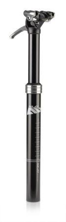Nyeregcső Dropper XLC All MTN SP-T05 teleszkópos 31,6/120/402mm, 50-120kg nyereg alatti karos