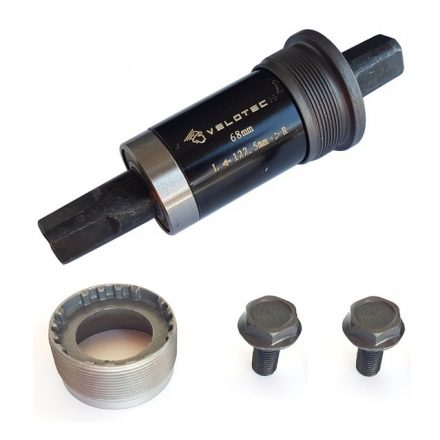 Középcsapágy Velotech monoblokk 122,5mm
