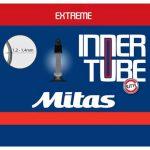 Gumitömlő 29x2.1/3.00 FV48 presta szelepes Mitas Extreme