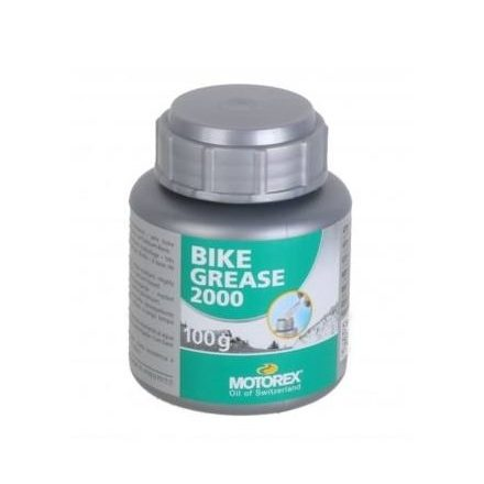 BIKE GREASE 2000 zöld zsír 100g