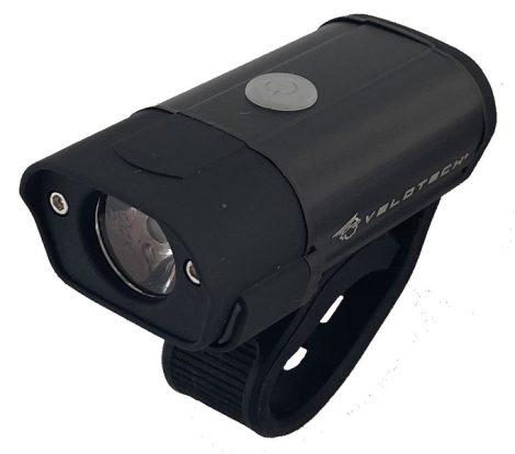 Lámpa első akkumlátoros USB Velotech Pro WEE 350 Lumen 850 mAh