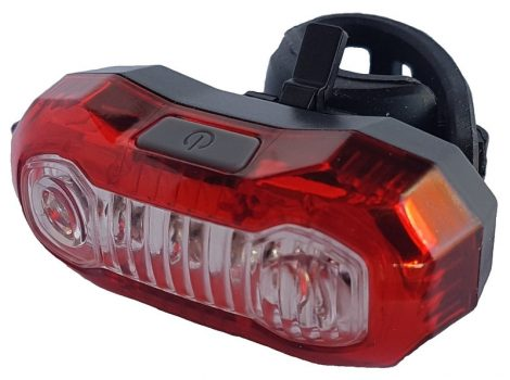 Lámpa Hátsó USB VELOTECH Pro 100 lumen 500 mAh
