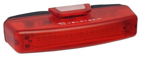 Lámpa Hátsó USB VELOTECH Pro 16 LED 6 funkció