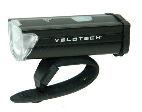 Lámpa első akkumlátoros USB Velotech MIDI 100 Lumen