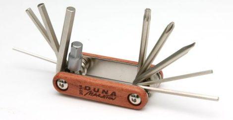 Marokszerszám Spyral Wood 10 funkciós imbusz T25 Torx Fa burkolattal