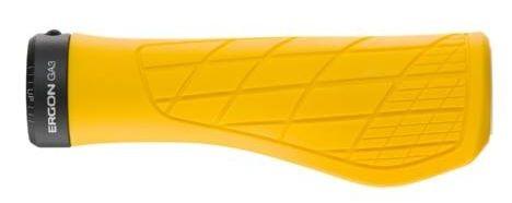 Markolat bilincses tenyértámszos Ergon GA3 Large / Nagyobb Sárga Yellow Mellow 107g/pár
