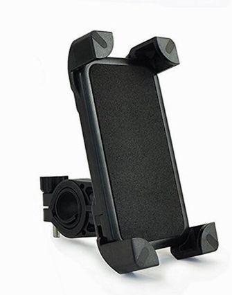 "Telefontartó Spyral Tour 4,7-6"" (Max. 95x185mm) Fekete 360 Fok"