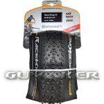 Gumiköpeny 29x2.20 Continental Race King Shieldwall hajtogatható E25 Tubeless Ready 750g
