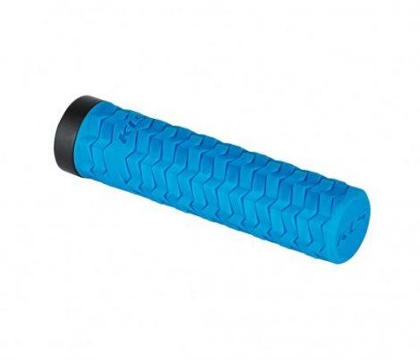 Markolat bilincses KLS Poison Single LockOn 135x30mm Azur Blue Kék