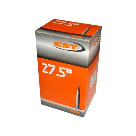 Gumitömlő 27,5x2,60-2,80 FV presta szelepes CST