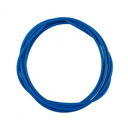Váltóbowdenház hosszanti szálas teflonos KLS Kék